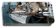 Key West Appledore Sailboat Portable Battery Charger