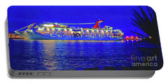 Key West Cruising  Portable Battery Charger