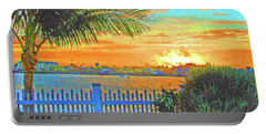 Key West Life Style Portable Battery Charger