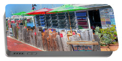 Key West Raw Bar Portable Battery Charger