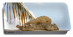 Key West Sleeping Angel Portable Battery Charger