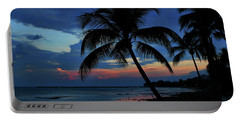 Key West Sunset No 1 Portable Battery Charger
