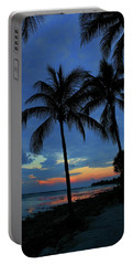 Key West Sunset No 2 Portable Battery Charger