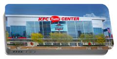 Kfc Yum Center, Louisville Portable Battery Charger
