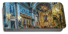 Kielce Cathedral In Poland Portable Battery Charger