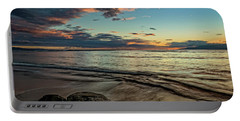 Portable Battery Charger featuring the photograph Kihei, Maui Sunset by John Hight