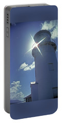Portable Battery Charger featuring the photograph Kilauea Lighthouse by Marie Hicks
