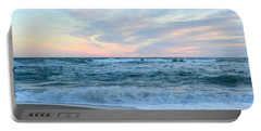 Portable Battery Charger featuring the photograph Kill Devil Hills 11/24 by Barbara Ann Bell