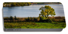 Killone Lake In County Clare, Ireland Portable Battery Charger