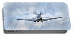 King Cobra Departing - 2017 Christopher Buff, Www.aviationbuff.c Portable Battery Charger