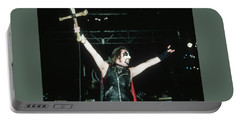 King Diamond Of Mercyful Fate Portable Battery Charger