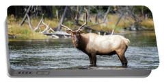 King Of The River Portable Battery Charger