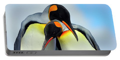 King Penguin Portable Battery Charger