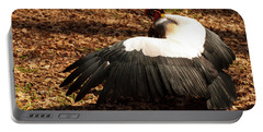 King Vulture 2 Strutting Portable Battery Charger by Chris Flees