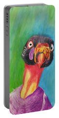 King Vulture  Portable Battery Charger