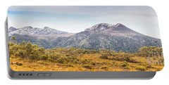 King William Range. Australia Mountain Panorama Portable Battery Charger