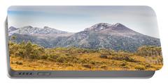 King William Range. Australia Mountain Panorama Portable Battery Charger