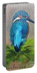 Kingfisher Bird Portable Battery Charger