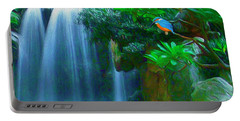 Kingfisher Falls Portable Battery Charger