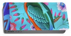 Kingfisher Portable Battery Charger by Jane Tattersfield