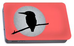 Kingfisher Portable Battery Charger by Mark Rogan