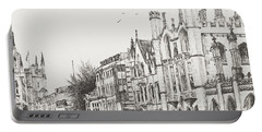 Kings College Cambridge Portable Battery Charger