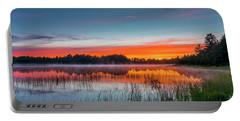 Kingston Lake Sunset Portable Battery Charger