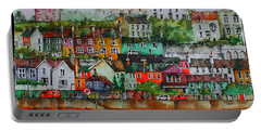 Kinsale Panorama, West Cork Portable Battery Charger