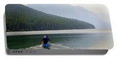 Kintla Lake Paddlers Portable Battery Charger