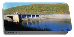 Portable Battery Charger featuring the photograph Kinzua Dam by Rick Morgan