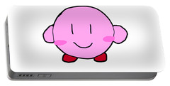 Kirby Portable Battery Charger