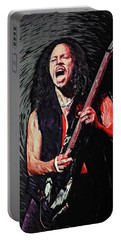 Kirk Hammett Portable Battery Charger