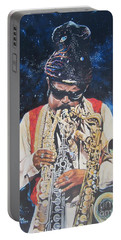 Blue Cat Productions.  Rahsaan  Roland Kirk  Portable Battery Charger