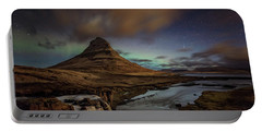 Kirkjufell Mountain Portable Battery Charger