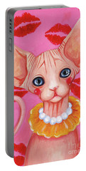 Kiss Sphynx Portable Battery Charger