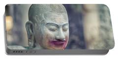 Kissing Buddha Angkor Wat  Portable Battery Charger