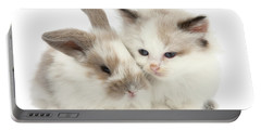 Kitten Cute Portable Battery Charger
