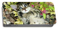 Kitten Dreams Portable Battery Charger