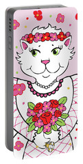Kitty Bride Portable Battery Charger