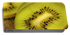 Kiwi Slices Portable Battery Charger