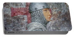 Knight Portrait Portable Battery Charger
