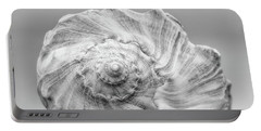 Portable Battery Charger featuring the photograph Knobbed Whelk by Benanne Stiens