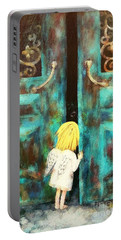 Knocking On Heaven's Door Portable Battery Charger
