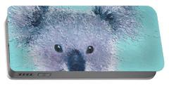 Koala Portable Battery Charger by Jan Matson