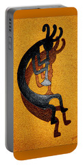 Kokopelli Golden Harvest Portable Battery Charger