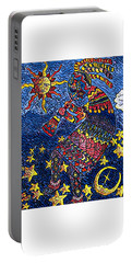 Kokopelli Mosaic Portable Battery Charger