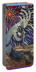 Kokopelli Spring Portable Battery Charger