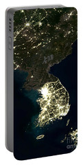 Korean Peninsula Portable Battery Charger