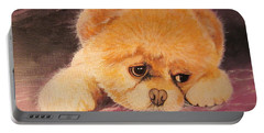 Flying Lamb Productions     Koty The Puppy Portable Battery Charger