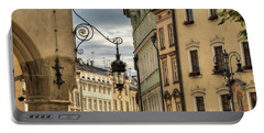 Krakow, Poland, Old Town  Portable Battery Charger